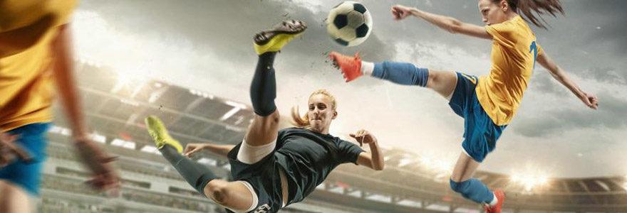 football pour fille
